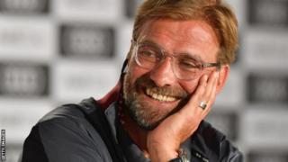Jurgen Klopp asema Liverpool inalennga kushinda ligi ya Uingereza