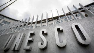 Unesco headquarters, Paris (file photo)