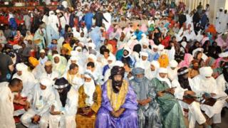 Raia wa Mali wahudhuria mkutano wa kitaifa wa amani mjini Bamako siku ya Jumatatu
