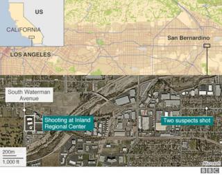 San Bernardino shooting: What we know so far