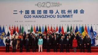 Inama G-20 yabereye mu muji wa Hangzhou