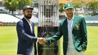 દક્ષિણ આફ્રિકામાં ટીમ ઇન્ડિયા ત્રણ ટેસ્ટ મેચ રમશે