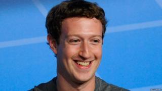 ફેસબુકના સહ સંસ્થાપક માર્ક ઝકરબર્ગ
