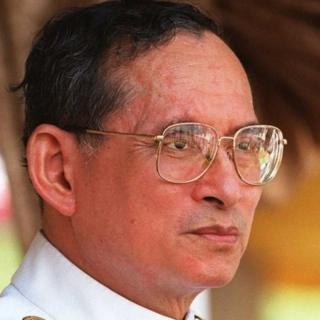 Le Roi Bhumibol Adulyadej