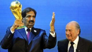 میزبانی قطر