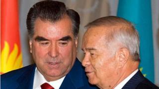 Imomali Rahmon va Islom Karimov