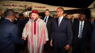 Mfalme Mohamed VI