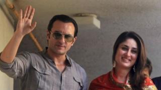 সাইফ আলী খান ও কারনিা কাপুর খান