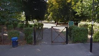 Mountsfield Park, Catford