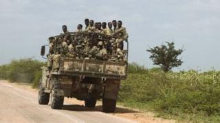 Ingabo za Ethiopia zari zagiye muri Somalia gufata mu mugongo igisirikare cabo kigoyagoya