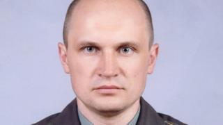 сотрудник СБУ Юрий Возный