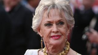 """Звезде фильмов Хичкока """"Птицы"""" и """"Марни"""" актрисе Типпи Хедрен сейчас 86 лет"""