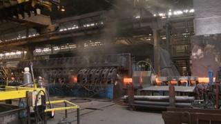 Corby plant