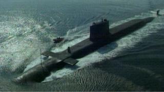HMS Repulse, bàt-aigeann Polaris