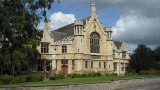 The Great Hall at Oundle School