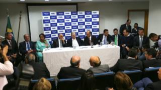 reunião do PSDB