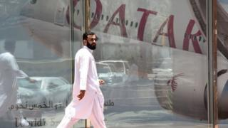 خيارات قطر في ظل الأزمة الراهنة كانت محل تغطيات صحف عربية