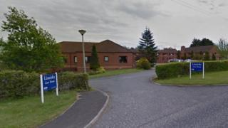Lisnisky Care Home in Portadown