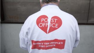 post office worker