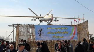 беспилотник shahed-129