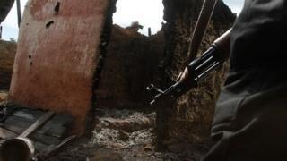 Selon Maria Burnett, directrice de la division Afrique de Human Rights Watch ces tueries ne devraient pas être dissimulées