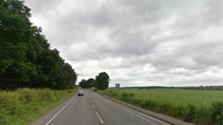 A614 Ollerton, Nottinghamshire