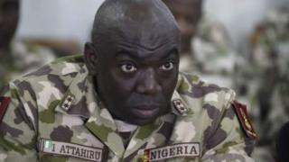 General Major Ibrahim Attahiru