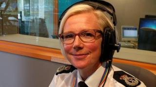 Former Humberside Police Chief Constable Justine Curran