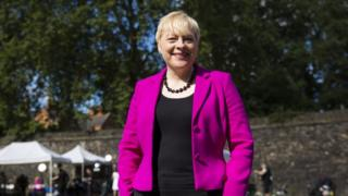 Angela Eagle has been the MP for Wallasey since 1992