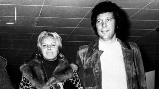 Sir Tom and Linda