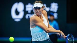 Maria Sharapova yahagaritswe kubera gukoresha imiti itemewe