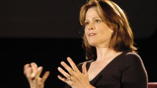 Sigourney Weaver was in Edinburgh for the Festival's 60th edition in 2006, receiving an EIFF Diamond Award for outstanding contribution to world cinema and attending the premiere of her latest film, Snow Cake.