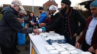 Sikh homeless food scheme