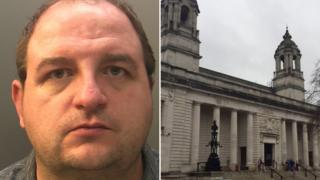 Darren Williams and Cardiff Crown Court