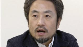 安田純平さん(2015年2月18日撮影)