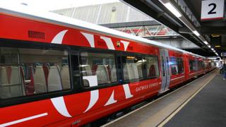 New Gatwick Express train