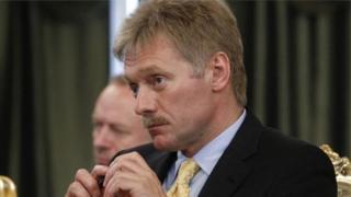 Россия президенти матбуот котиби Дмитрий Песков