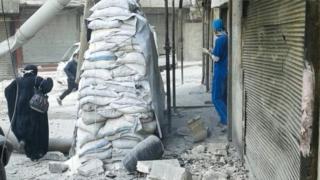 قالت رابطة الأطباء المستقلة، التي تدعم عددا من المنشآت الطبية في سوريا، إن مستشفى البيان للأطفال تعرض لأضرار بالغة