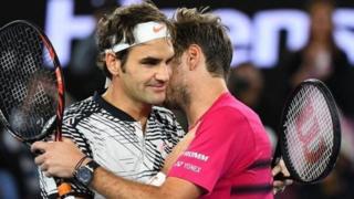 Federer da Wawrinka