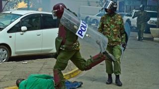 kenya, police, armée, bavure, enquête