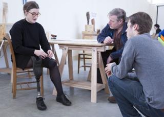 Glasgow School of Art plan personalises prosthetic limbs