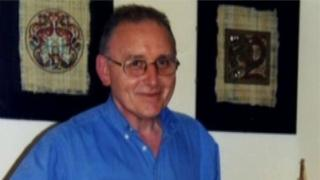 Denis Donaldson was shot dead in April 2006