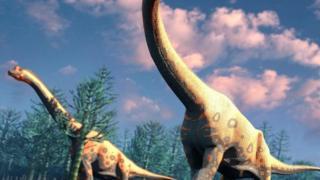 蜥腳類恐龍