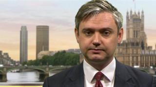 Labour MP John Woodcock