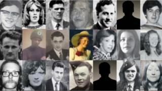 Twenty-one people were killed in the Birmingham pub bombings. Photographs of two of the victims have never been released