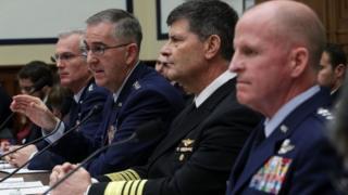Tướng không quân John Hyten nói ông sẽ từ chối thực hiện những mệnh lệnh bất hợp pháp.