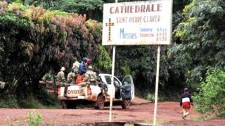 Les membres de la milice qui avait attaqué la base de l'Onu ont accepté de se retirer.
