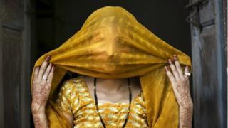طفلة هندية تعرضت للاغتصاب - أرشيف