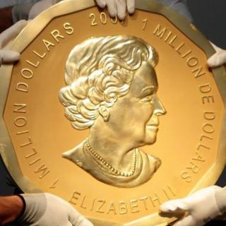 سکه سرقت شده از موزه بوده در برلین