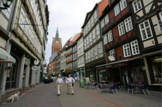 Mabomu kutoka vita vya pili vya dunia bado yako Hannover